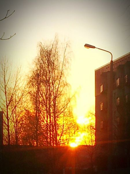 When The Sun Goes Down... First Eyeem Photo