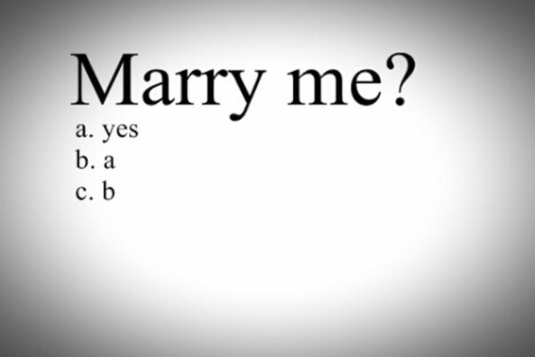 Marry Me? Love Is In The Air Behappy:) This Is Love ♥ ❤