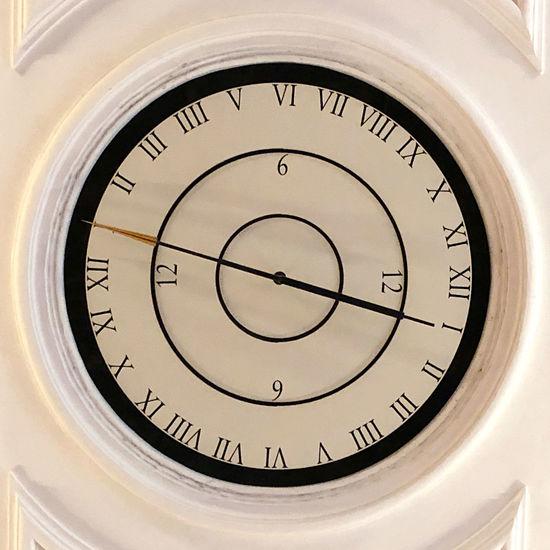 Ceiling clock -