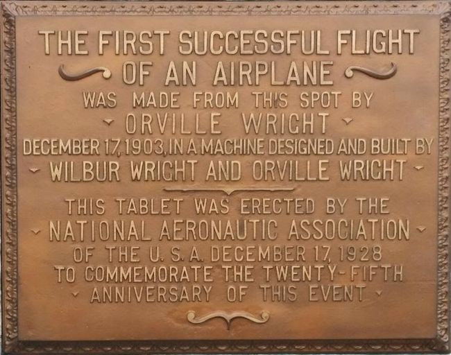 First In Flight HARSHEEL SHAH Memorial Outer Banks, NC Wright Brothers Wright Brothers Memorial Aeronautical Engineering Lets Fly Road Trip