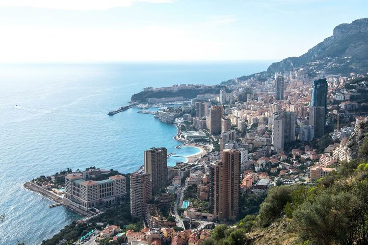 Montecarlo view Travel Destinations Sun Cityscape View Monte Carlo Monaco EyeEm Selects Building Exterior Sea Architecture Built Structure City Water Cityscape Nature Residential District Skyscraper Horizon Over Water