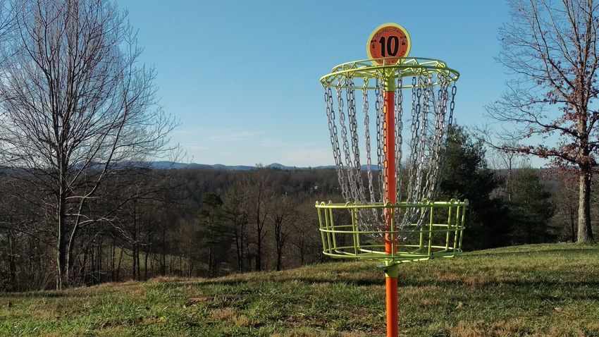 Disc Golf Disc Golf Course Disc Golf Basket Rolling Pines Disc Golf Course