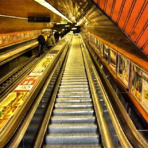 Budapest Underground Budapesti Metro