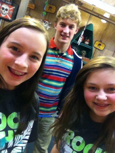 Chance , Kayla , And Me