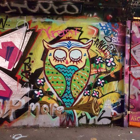 Graffiti Art Art And Craft Multi Colored Creativity Street Art Design Pattern
