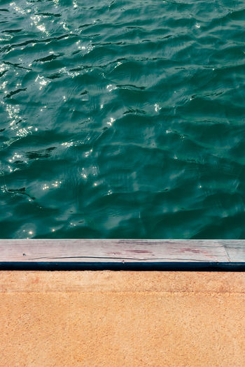 Minimal EyeEmNewHere Harbor Harbour Lines Reflection Background Backgrounds Beauty In Nature Close-up Day High Angle View Iphone Background Minimal Minimalism Nature No People Outdoors Sea Sea And Sky Summer Sunlight Swimming Pool Water Waterfront Waves