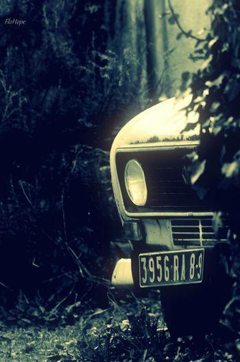 Voiture Retro Car 4L France Nikon Photography Vintage Cars EyeEm