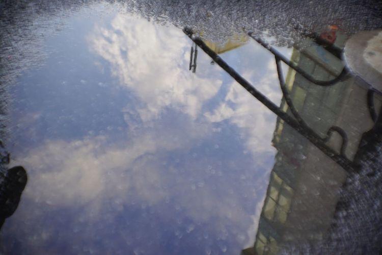 Water Reflections Reflection After The Rain Streetphotography Meyer Optik Trioplan 50mm F2.9 Meyer-Optik-Görlitz Trioplan 50mm F2.9 Trioplan 50mm Trioplan50 Trioplan The Purist (no Edit, No Filter) EyeEm Best Shots - The Streets EyeEm Best Shots Taking Photos Snapshot Walking Around お写ん歩