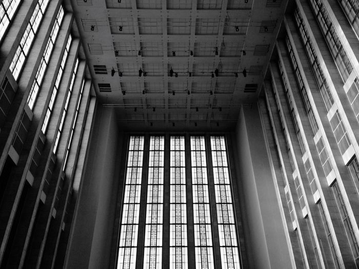Architecture Lines Symmetry Black And White Interior The Architect - 2016 EyeEm Awards