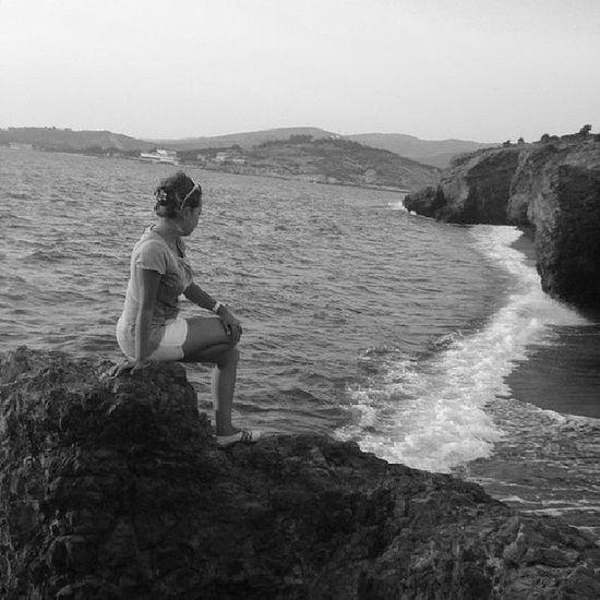Foca Foto Deniz Manzara Deniz Tatil Instagram Instamood Mylife Kiss