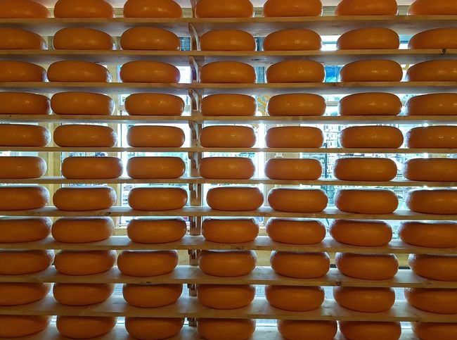 Backgrounds Food And Drink Large Group Of Objects Freshness Cheese Cheese Factory Food Food Porn Food Photography Cheese Holland Niederlanden Netherlands Cover Food And Drink Freshness Eating Cheese