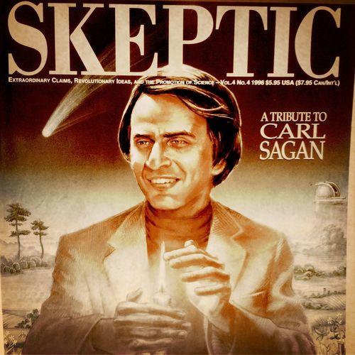 Skepticism Magazine Carl Sagan