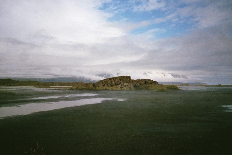 Iceland Landscape Nature Peopleless Remote