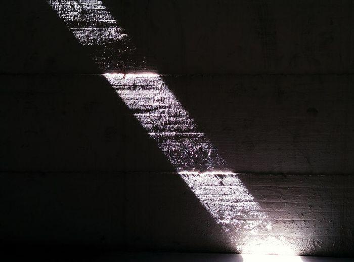 Ray Of Light Light Wall Inside
