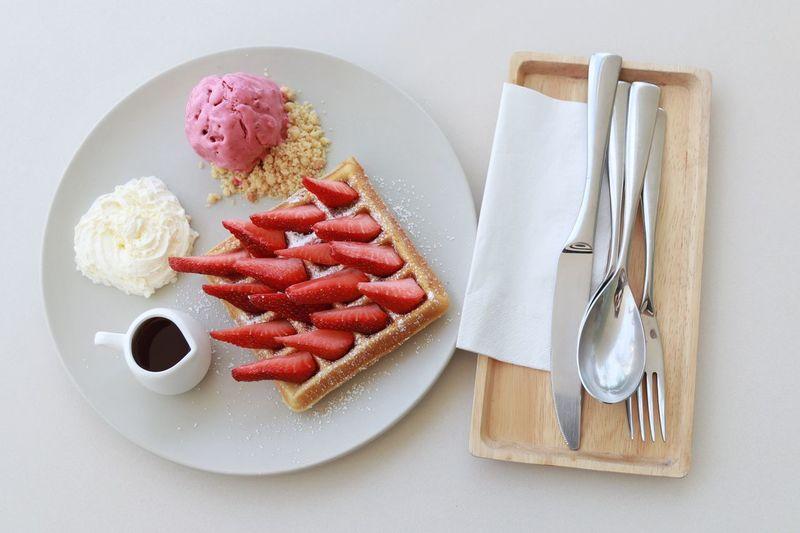 vafle Food Food