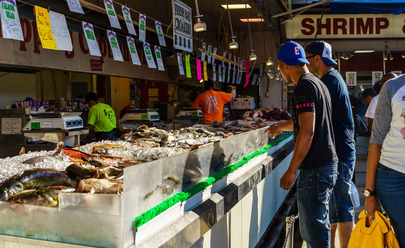 Bay Buying Capital Cities  Captain White Chesapeake Bay Cooked Day Delicious Delivery Fish Market Food Fresh Ingredients People Sale Seafood Seafood City Showcase April Sightseeing Travel USA Waiting Washington, D. C. Wharf Inc Jessie Taylor Seafood