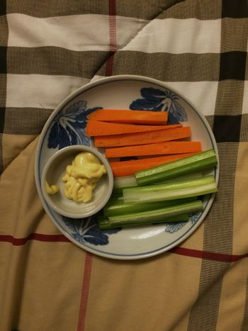 Healthy Late Night Snack