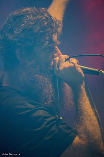 Arts Culture And Entertainment Rock Musician Matanza Vitaonatureza Victornatureza Luz Sombra Cobertura Show Planetarock Music Performance Rock Music