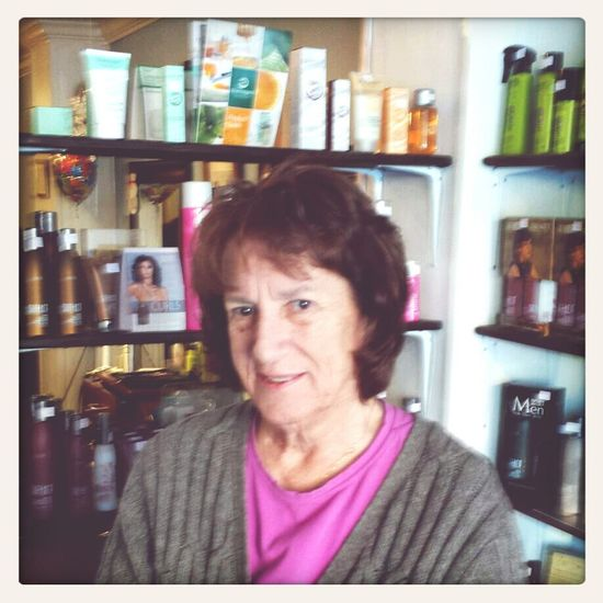 Marilyn was beautified and focusized at Focus in Greene, NY. Getting Fresh First Eyeem Photo