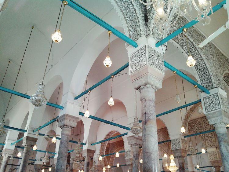 Tunisian Architect Mosque Tunisie