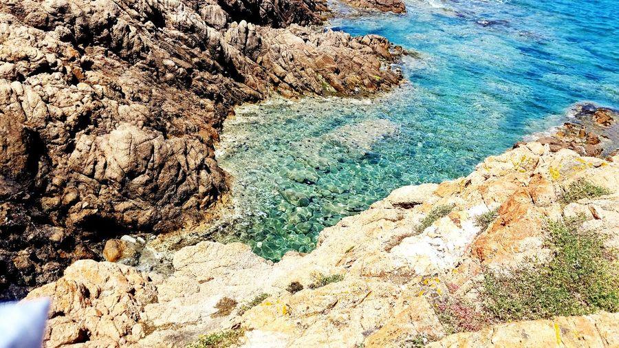 Italy Sardegna Isolarossa Mediterannee Hello World Relaxing Enjoying Life Nature Vacances