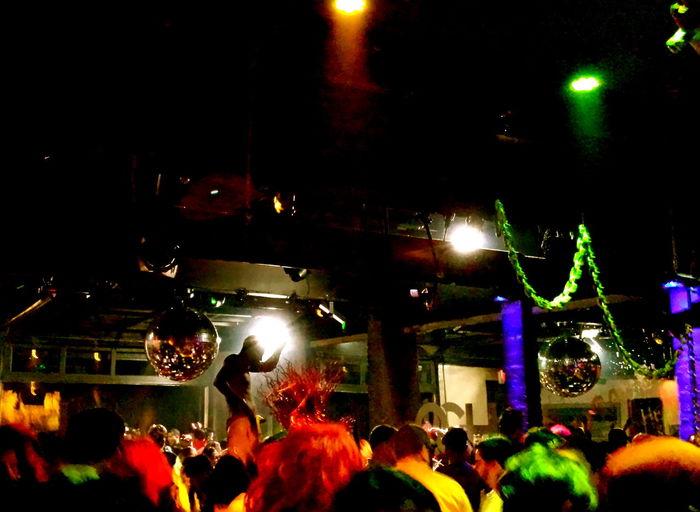 Dancing Halloween_Collection Clubbing Gaybar