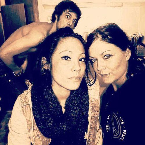 Emil,Melis og Karina <3 Emil Melissa✌ Karina , Threemusketeers