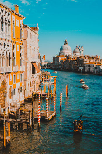 Cityscape Hauses Italia Nikon Teal Top Venezia View Amazing Awesome Blue Boat cityscapes Color Colorful Gondola - Traditional Boat Imnikon Italy Landscape Nikonphotography Orange Color Photography  Venice Water