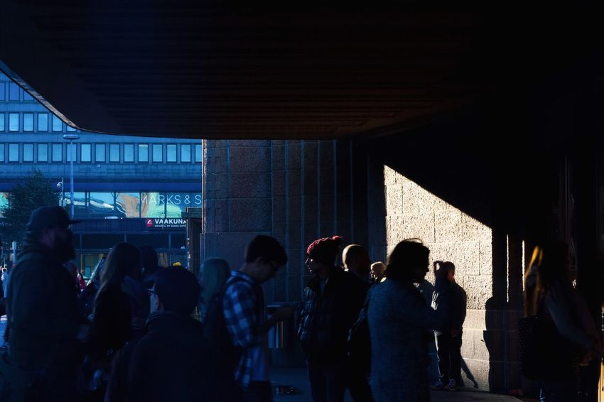 Glitch People Red And Blue Untold Stories Helsinki Photography Taking Photos Exploring Cityscape Light And Shadow