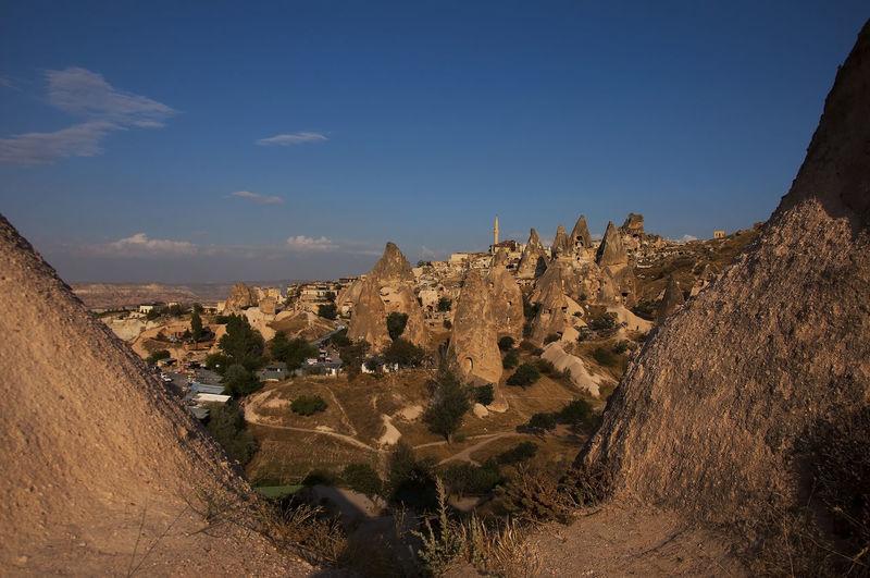 Cappadocia Arid