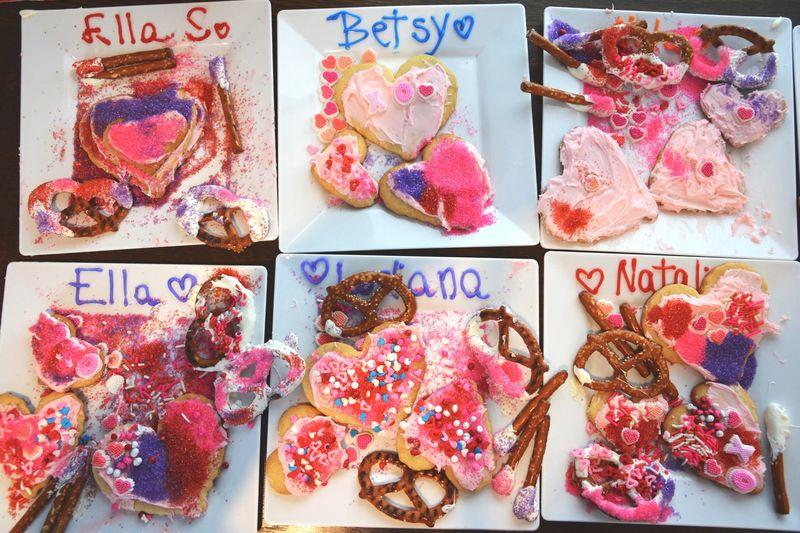 Birthday Pink&heart Aupair