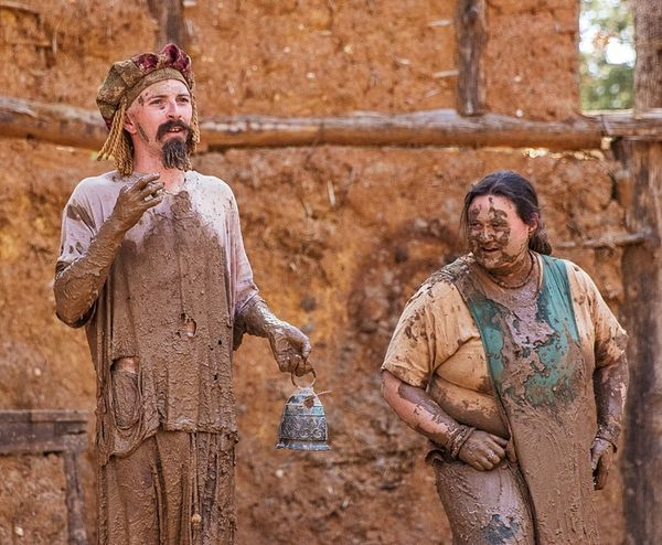 Mud Muddy Sherwood Forest Faire Renaissance Festival EyeEmTexas Costume