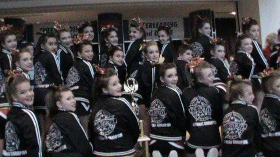 1st Place An Grand Champs