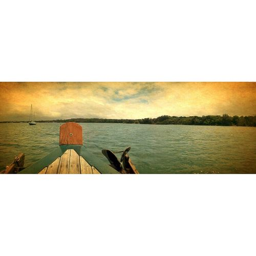 'The Junk' ⚓ Port Macquarie Boat River River View Panorama View Vintage Sydney Chillin