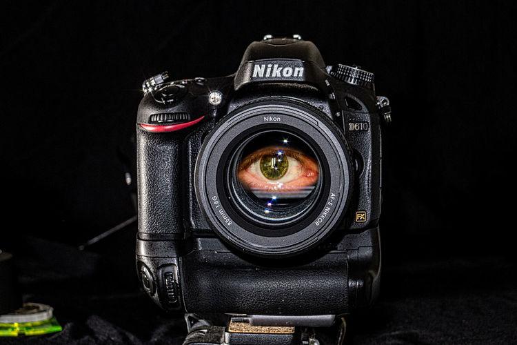 Proyecto 365 Dias 025-365 la cámara que todo lo ve☺☺☺