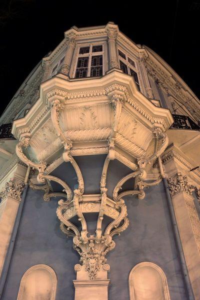 Architecture Urban Geometry Streetphotography Museum Balcony