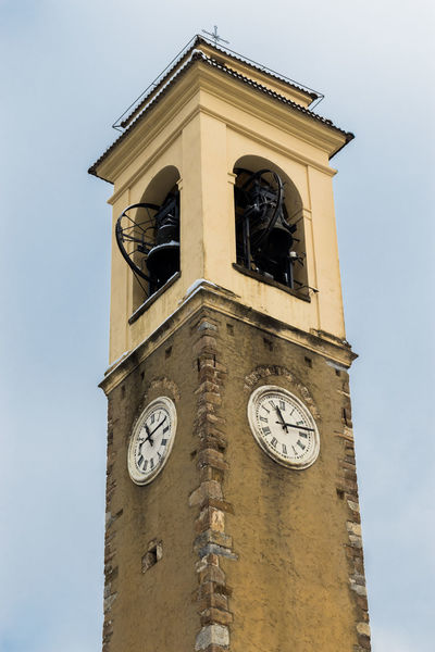 11.15... MR7 Architecture Bell Tower Building Exterior Built Structure Canon Clock Clock Face Clock Tower Close-up Day Eos77D Hour Hand Low Angle View Minute Hand No People Outdoors Religion Roman Numeral Sky Time Tower
