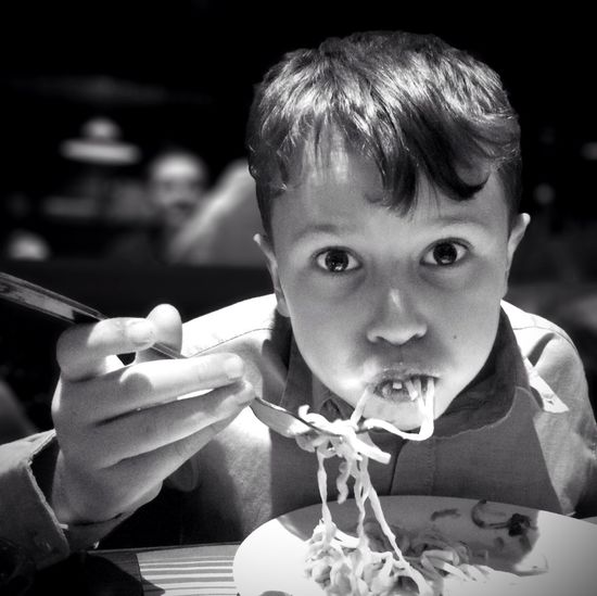Noodle time... AMPt_community Shootermag Blackandwhite Portrait