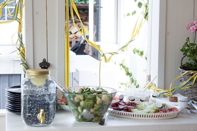 Examination Day Examination Table Focus On Foreground Food Food And Drink Freshness Glass - Material Healthy Eating Indoors  Nature No People Plant Potted Plant Still Life Table Transparent Wellbeing Window
