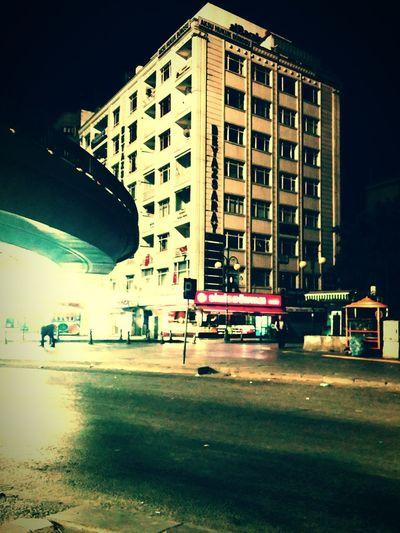 I Love My City Sıhhiye Night Square