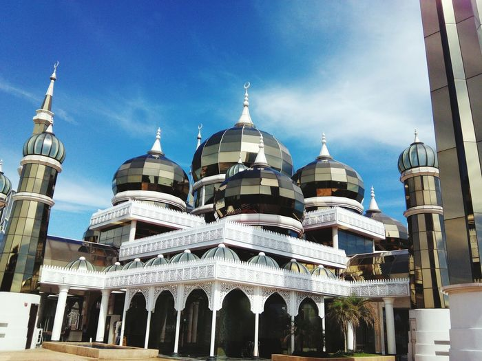 Crytal Mosque