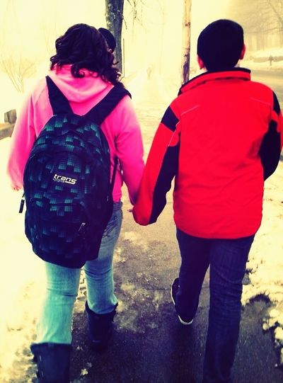 Walking With My Love(: