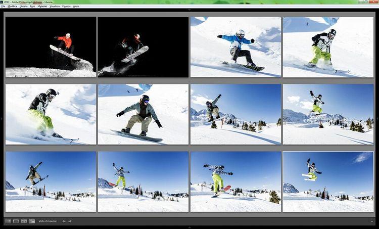 Splendido weekend sulla neve :) Snowboarding Mountain Istockphoto Snow Skiing