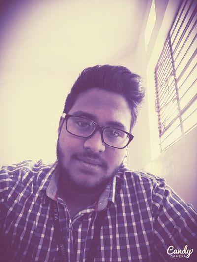 First Eyeem Myselfie Myself And My Life☆ Mysore Boys Hostel Indoors  India