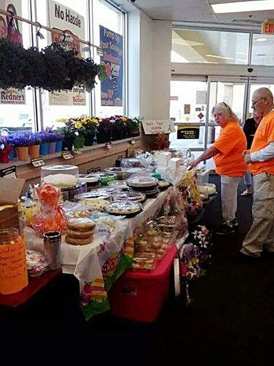 Family First Leukemia Foundation Bake Sale