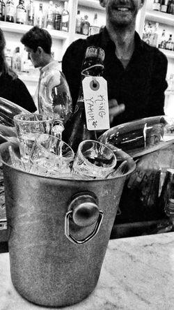 Shampain Rewarding Lydmar Hotel Barlife PureJoy Blackandwhite Photography Sthlm Sthlm At Night Brut EyeEmNewHere
