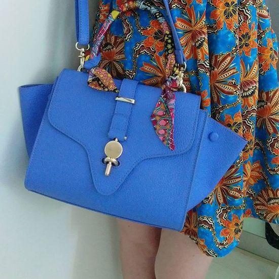 IN LOVE with my Lalastunner Poupeedepapier Handbag  Handbagporn Paleaudrey Itarrived Fashion Summerdress Ootd Handbaglover Inlove 😚 @poupeedepapier