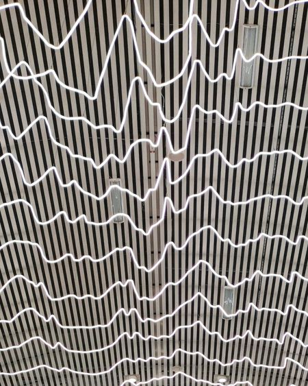 Abstract Abundance Architecture Backgrounds Close-up Design Full Frame Gray Grid In A Row Indoors  Industry Metal No People Pattern Repetition Silver - Metal Silver Colored Textile Textured  Textured Effect
