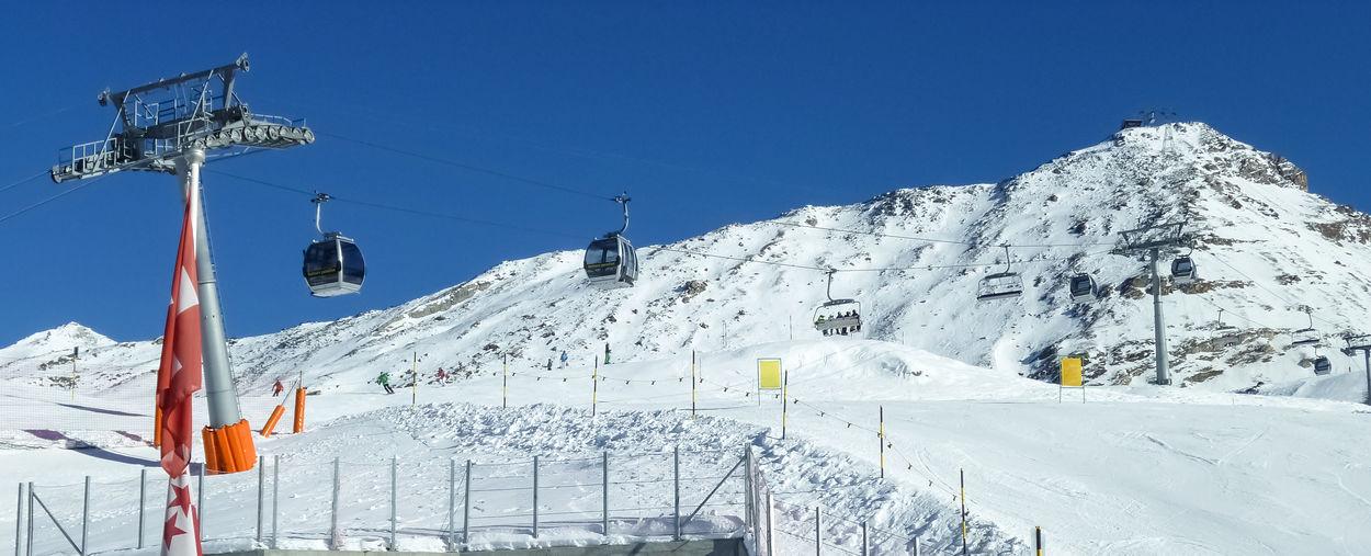 Near Zermatt in