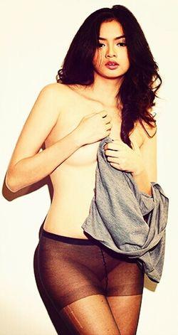 one of my favorite model Lhea Bernardino...:) Hot Girl Today's Hot Face